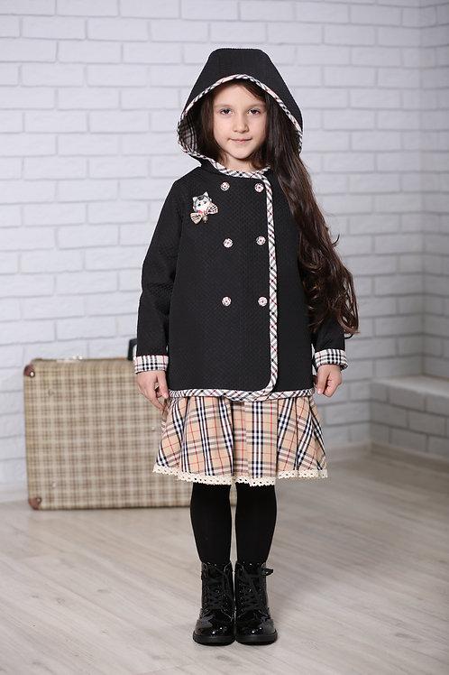 Куртка детская для девочки П18-2 Кэтти