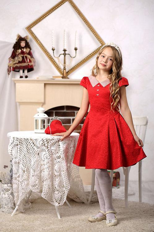 платье для девочки Бьюти М-427-1
