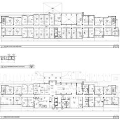 Hilton Hampton Inn Sample Floor Plan
