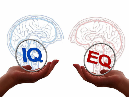 IQ or EQ? .. Intelligence Quotient or Emotional Intelligence Quotient... Your Power to Choose!