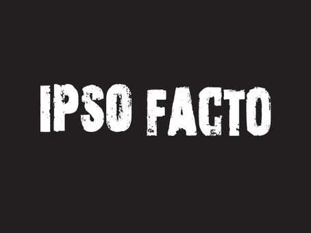 IPSO FACTO CLAUSES IN INDIA AND THE POSSIBLE WAY FORWARD