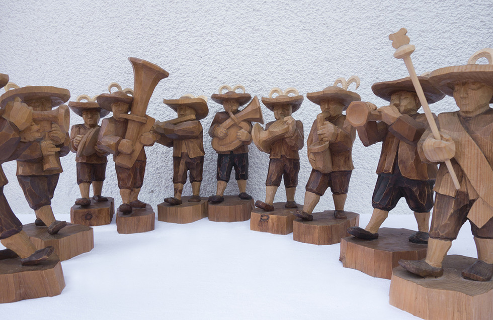 Zirbenholz – Beize 30 cm