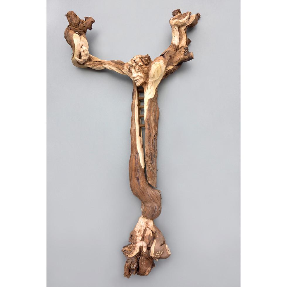 Weinrebe 32 x 63 cm