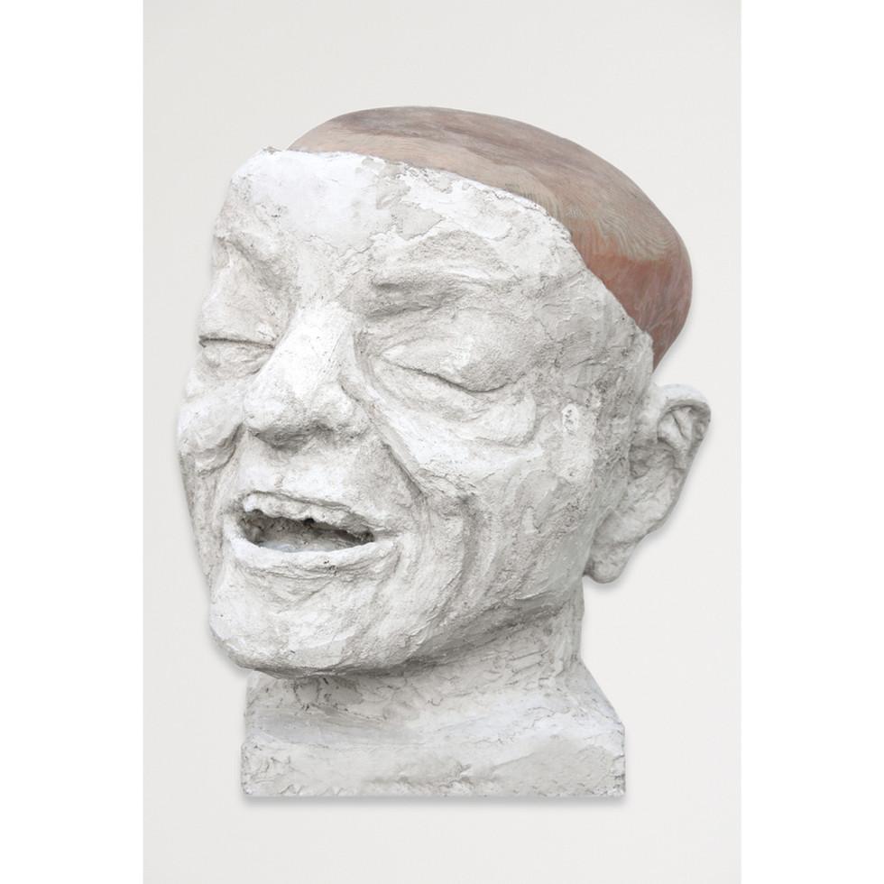 Lärchenholz – Beton 70 cm