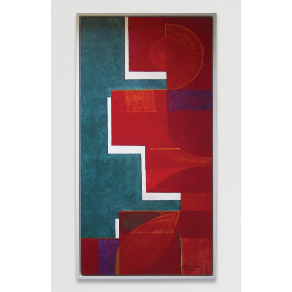 Acrylmalerei – Leinwand 140 x 50 cm