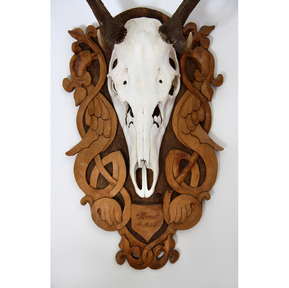 Zirbenholz – Beize 30 x 55 cm