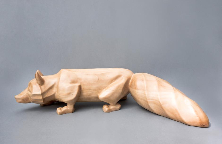 Zirbenholz 60 x 15 cm