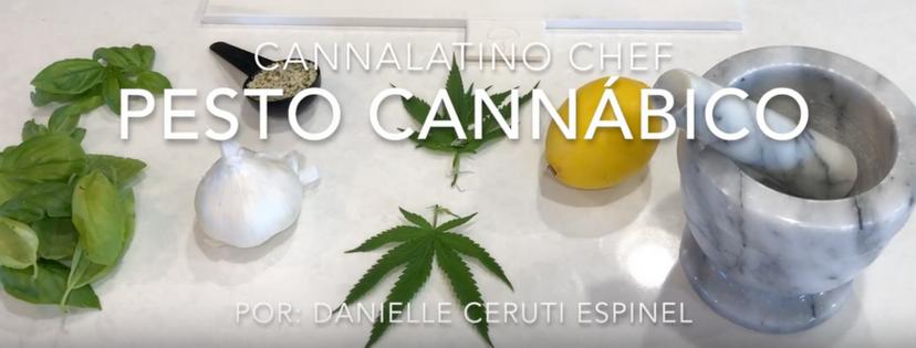 Pesto Cannábico con Cannalatino
