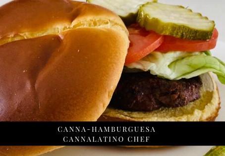 """Canna hamburguesa """"Las mejores"""""""