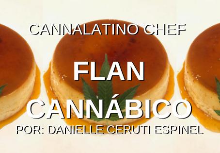 Flan Cannábico