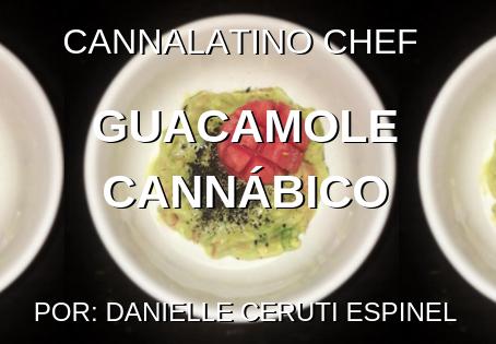 Guacamole Cannábico con Cannalatino