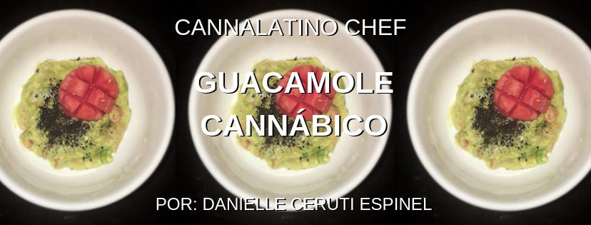 Guacamole Cannábico - Cannalatino