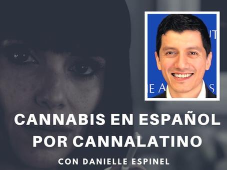 Cannabis en Español por Cannalatino - Episodio 11 con José Pepe Lugardo de Sativa Care.