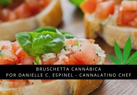 Bruschetta Cannábica
