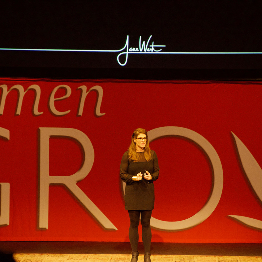 Women Grow 2017 Cumbre de Liderazgo