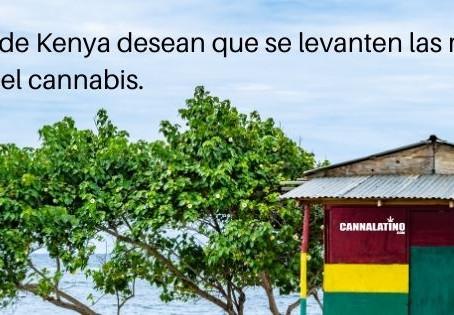 Los Rastafari de Kenya desean que se levanten las medidas de prohibición del cannabis.