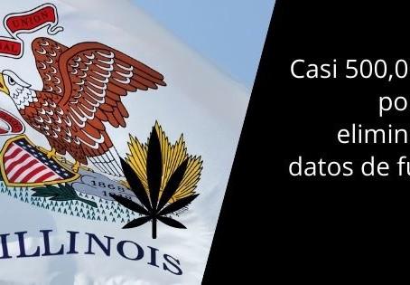 Casi 500,000 cargos de arrestos por marihuana han sido eliminados en Illinois según datos de funcion