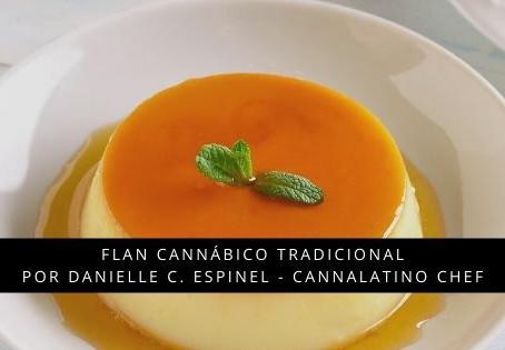 FLAN CANNÁBICO TRADICIONAL