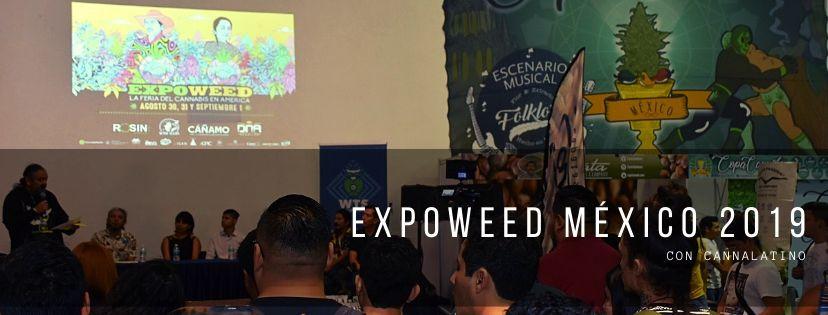 Cannalatino en Expoweed 2019