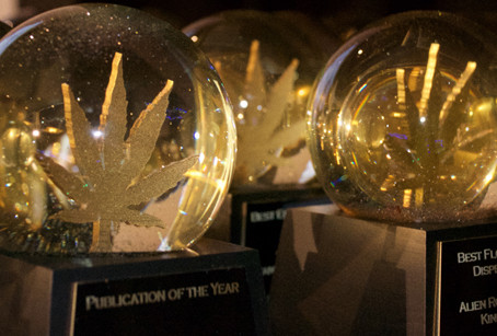 Cannalatino en los Cannabis Business Award 2016