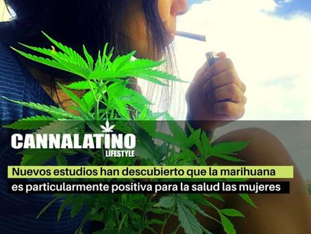 Nuevos estudios descubren que la marihuana es particularmente positiva para la salud las mujeres