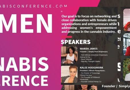 Mujeres buscando ser empresarias en la boyante industria del Cannabis se congregan en Las Vegas para