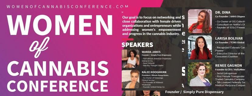 Women of Cannabis Conference en Cannalatino