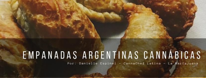 Empanadas Argentinas Cannábicas con Cannalatino