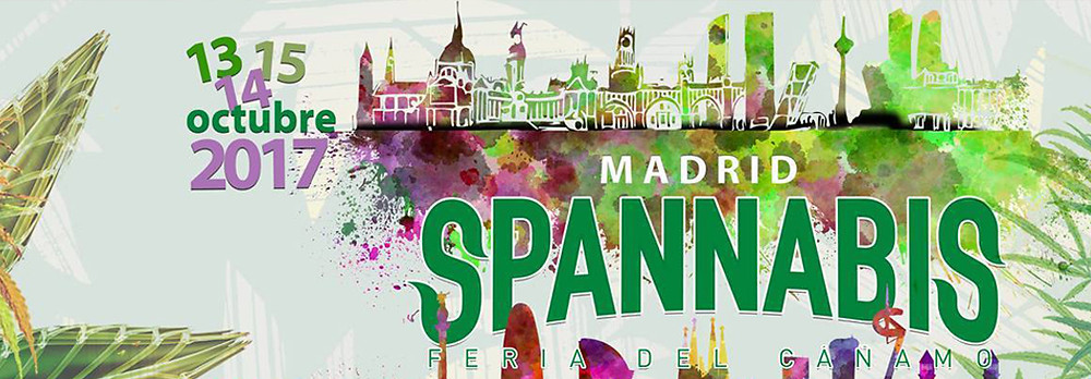 Cannalatino en Spannabis MAD2017