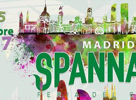 Cannalatino en Spannabis MAD 2017