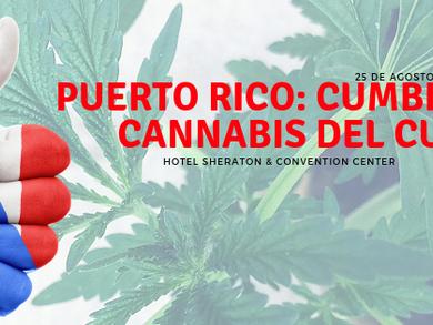 Puerto Rico: Cumbre Cannabis del CUD