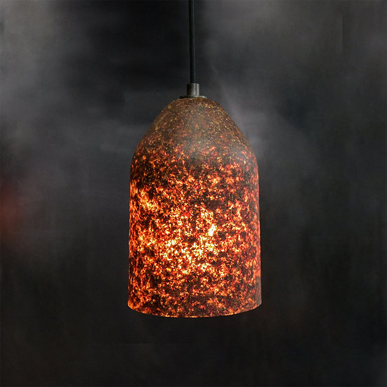 LAAB  Pendant Lamp / Small / Maple Red