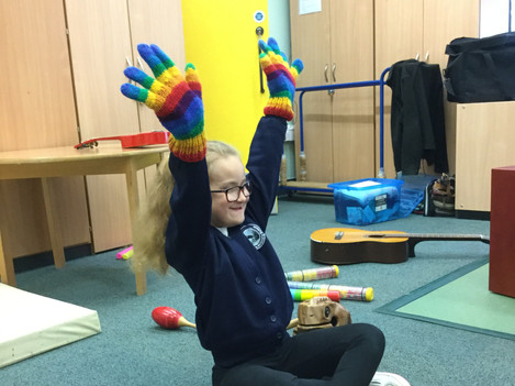 Magic Gloves!