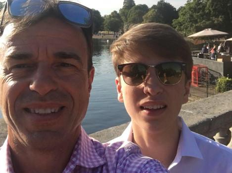 Toby and Paul Finnett