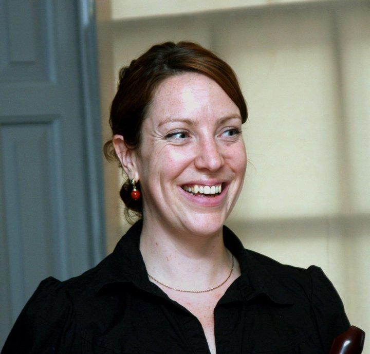 Kirsten Halliday