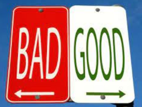 The Good & Bad investing mindsets.