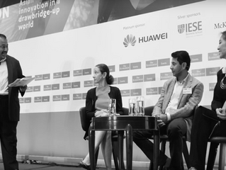 Peggy at The Economist Innovation Summit 2017