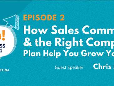How Sales Commissions & The Right Compensation Plan Help you Grow Your Business
