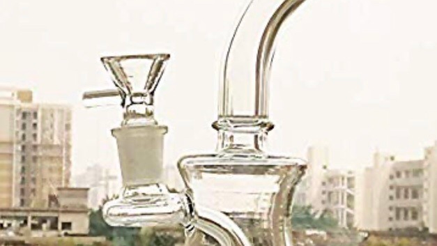 Green and Clear - Fountain Percolator