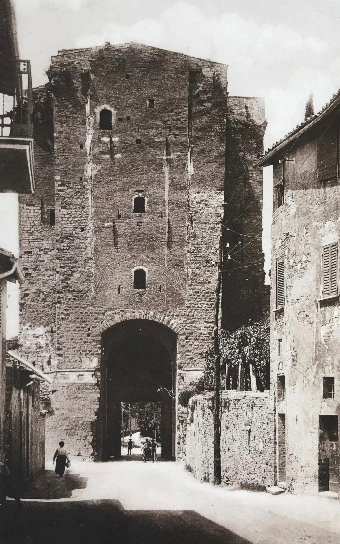 Foto storiche inizio XX sec.