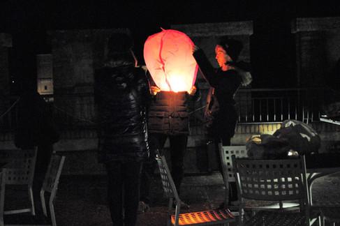 le Lampade cinesi