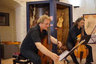 Philippe Pierlot e Fabrizio Lepri