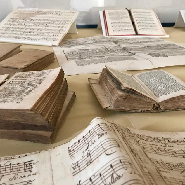 Manoscritti della collezione