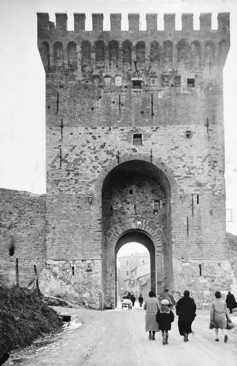 Foto storica inizio XX sec.