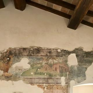 Affreschi ex Casa Canonica