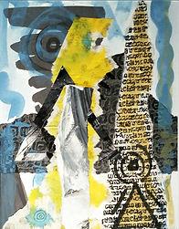 Dwight Smith, Girl In the Yellow Raincoa