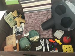 WW!! suitcase by Calderwood Lodge