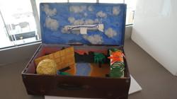 Babylon in a suitcase by Kerem Y6