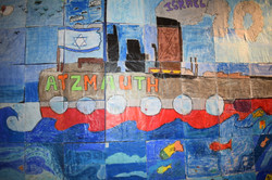 Atzmauth Ship by Hillel