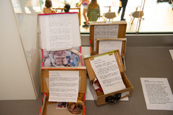 Letters in a suitcase by Eden Y3